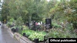Хованское кладбище
