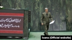 ارزیابی حسین آرین از رأی اعتماد به وزیر پیشنهادی دفاع