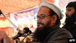 Hafiz Saeed, head of the popular charity Jamaat-ud-Dawa