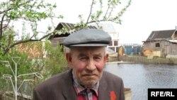 Вэтэран вайны Іван Фёдаравіч Паўлючэнка