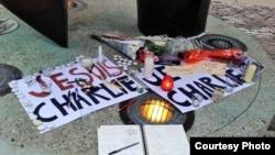 محکومیت حمله به شارلی ابدو در اجتماع ایرانیان تورنتو