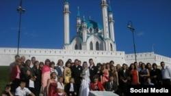 Марийско-татарскую свадьбу отгуляли и в Казани