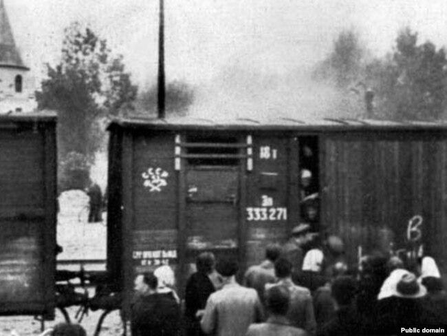 Депортация местных жителей из Литвы, 1941 год