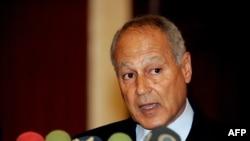 احمد ابوالغیط؛ وزیرخارجه مصر