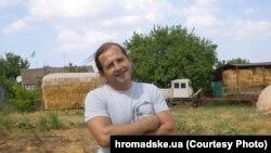 Володимир Балух, село Серебрянка, липень 2016 року