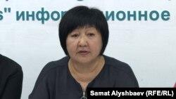 Толейкан Исмаилова.