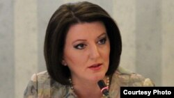 Atifete Jahjaga, predsednica Kosova