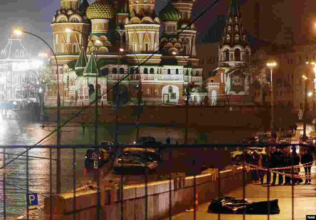 Late on the night of February 27, 2015, Nemtsov was shot dead on a bridge near the Kremlin.