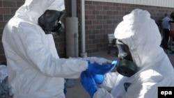 «بهداشت جهانی» میگوید سه کشور مرکز شیوع ابولا با کمکهای جهانی توانستهاند خود را مجهز به امکانات لازم برای مبارزه با آن بکنند