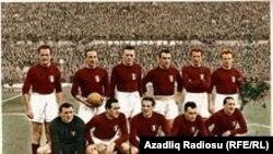 """İtaliyanın """"Torino"""" futbol klubunun oyunçuları"""