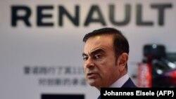 Глава корпорации Renault Карлос Гон. Архивное фото.