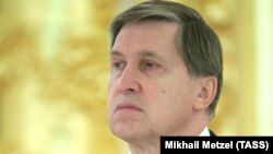 Kremlin aide Yury Ushakov