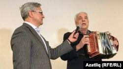 Васил Шәйхразиев һәм Фән Вәлиәхмәт