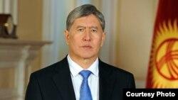 Президента Киргизии Алмазбек Атамбаев
