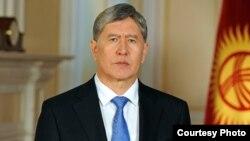 Президент Киргизстану Алмазбек Атамбаєв