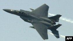 ۱۰۳ هواپیما و ۱۴۰۰ نیروی نظامی در این رزمایش شرکت میکنند (در تصویر یک اف-۱۵ نیروی هوایی کره جنوبی)