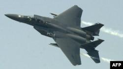 Американски авион Ф-15.