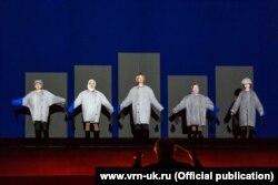 Спектакль «Родина электричества» Михаила Бычкова в Воронежском театре оперы и балета