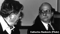 Тео Масеро и Айра Гитлер (слева направо)