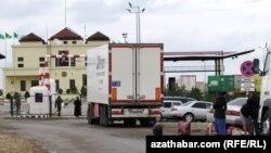 Türkmen-özbek serhedi.