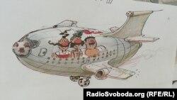 Сучасні козаки літають на літаках
