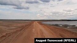 Отлив на реке Мезень. Фото Анастасия Романова