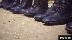 Кадр из фильма «Их нет», созданного группой молодых энтузиастов из Азербайджана