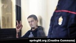 Paval Pyaskou appears in court on September 29.