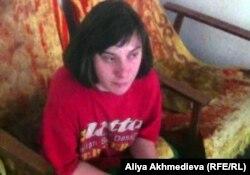 Людмила Субботина. Карасайский район, Алматинская область. Май 2012 года.