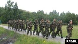 Башкорт яшьләренең хәрби-патриотик лагеры