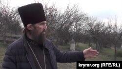Георгій Поляков – настоятель Свято-Нікольського храму, розташованого на Братському кладовищі у Севастополі
