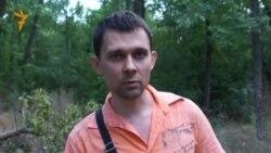 Активист-эколог Алексей Кожихов