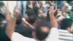 کشته شدن تظاهر کننده در تهران - ۱