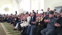 Новая мечеть для осетинского села