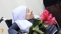 Лилия Сәлахетдинова белән иҗатташ дуслары мәчеттә очрашты