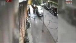 Бухорийга ўқ узилгани акс этган видео