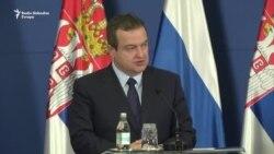 Dačić i Lavrov u Beogradu