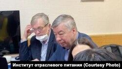 """Вице-президент АНО """"Институт отраслевого питания"""" Сергей Углов"""