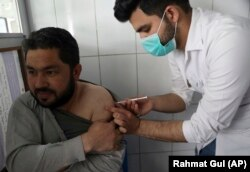 آرشیف٬ واکسیناسیون کرونا در افغانستان