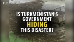 Turkmenistan Buries News Of Deadly Mudslide