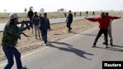 Околина на Бенгази 21.03.11