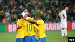 Futbollistët e kombëtares së Brazilit