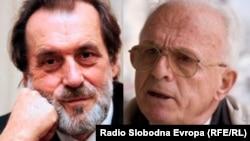 Vuk Drašković i Adem Demaći
