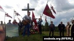 Празднование юбилея Оршанской битвы на Крапивенском поле. 6 сентября 2014 года