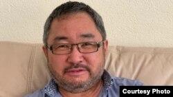 Серик Турсын, живущий в Швейцарии этнический казах.