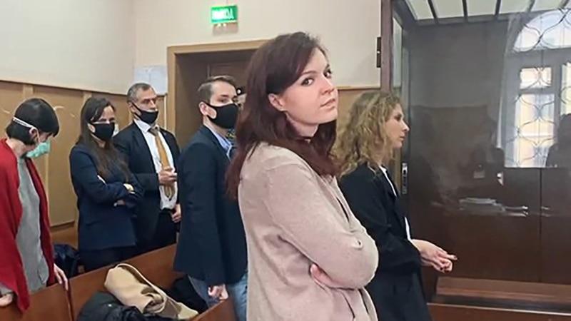 Мосгорсуд оставил под домашним арестом Ярмыш и Алёхину