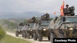 Илустрација: Македонски војници