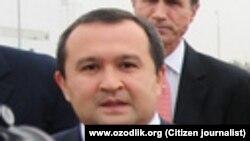 Заместитель премьер-министра Узбекистана Улугбек Рузикулов.