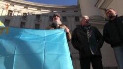 Кримські татари чекають реакцію МЗС на обшуки в Криму (відео)