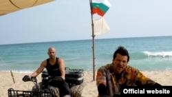 """Кадр из фильма """"Кеды"""""""